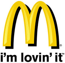 I don't know if I am lovin'it
